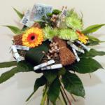 Netradiční kytice 01 - peníze